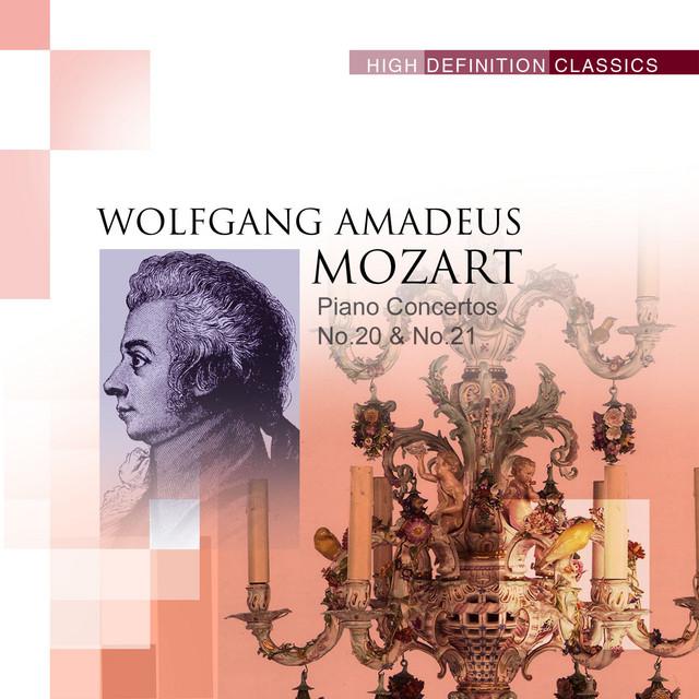 Piano Concertos No.20 & No.21