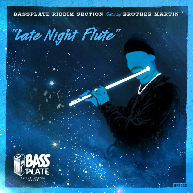 Late Night Flute (Feat. Brother Martin)