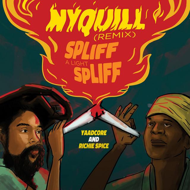 Nyquill (Spliff A Light Spliff) (Re album cover