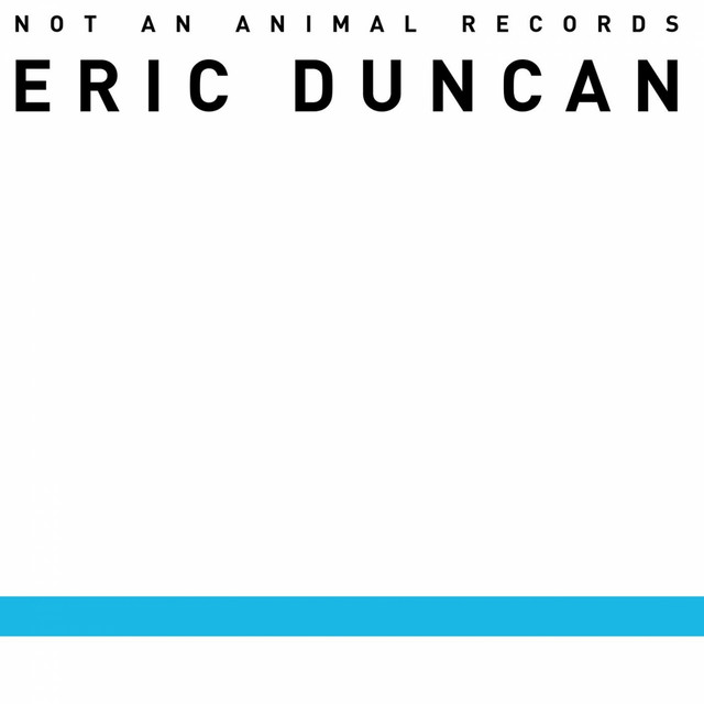 Eric Duncan tickets and 2021 tour dates