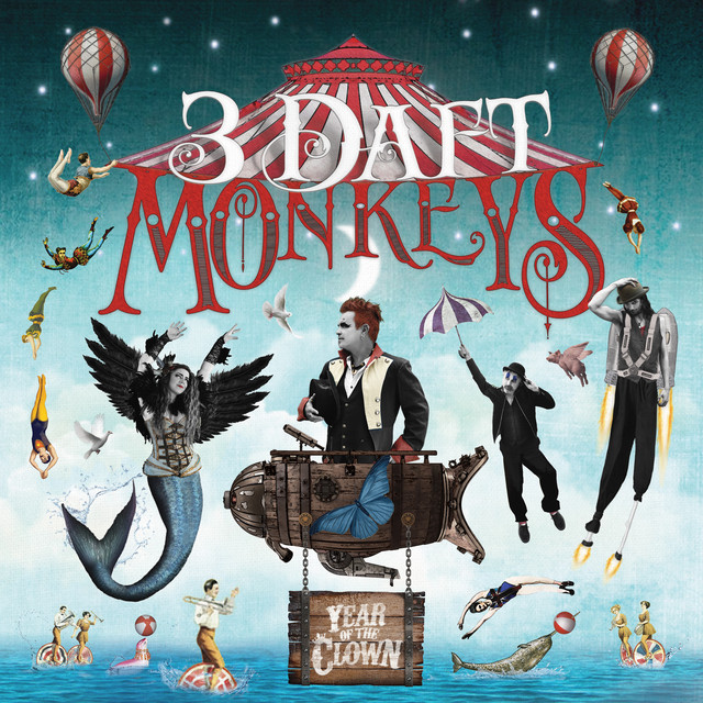 3 Daft Monkeys tickets and 2020  tour dates