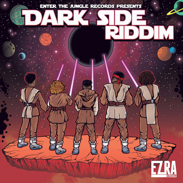 Cover art for Dark Side Riddim by Ezra Collective