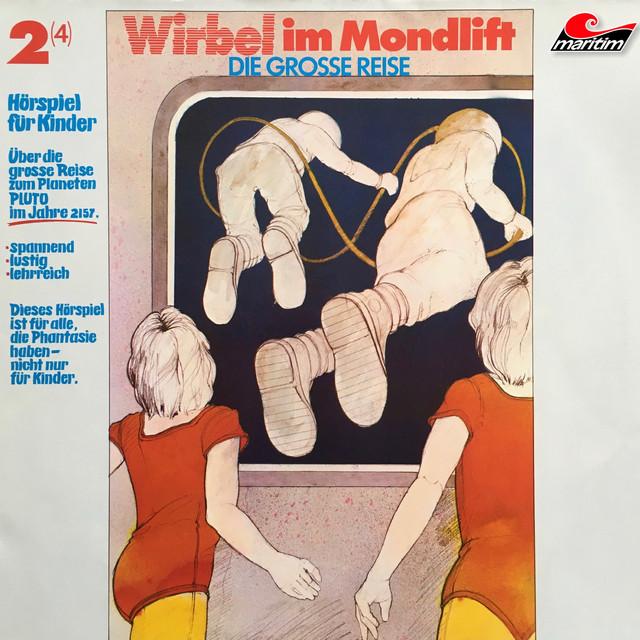 Folge 2: Wirbel im Mondlift Cover