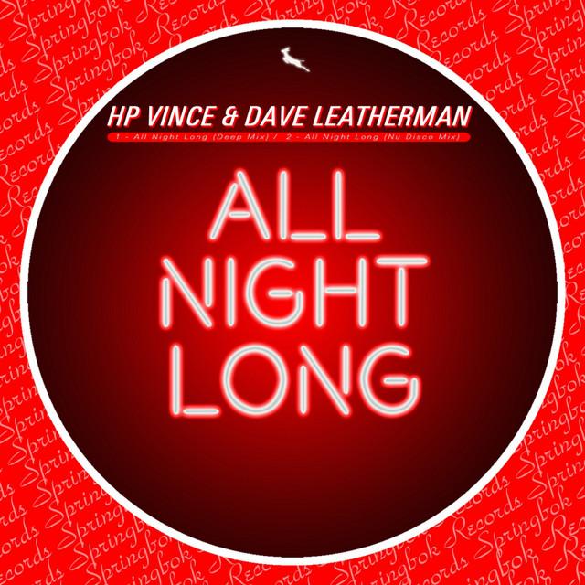 All Night Long - Nu disco mix