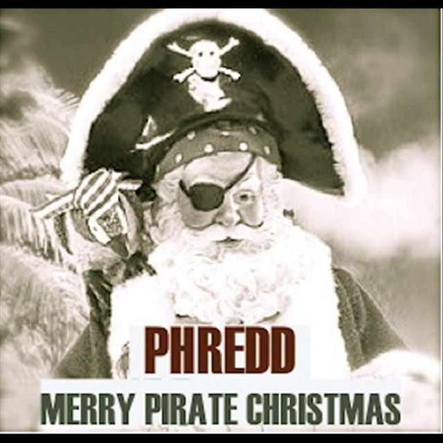 Merry Pirate Christmas by Phredd