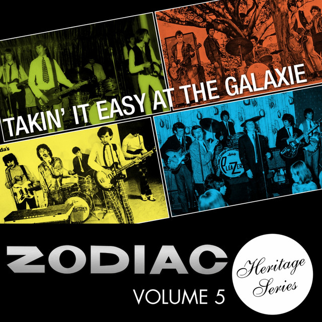 Zodiac Heritage Series, Vol. 5: Takin' It Easy at the Galaxie