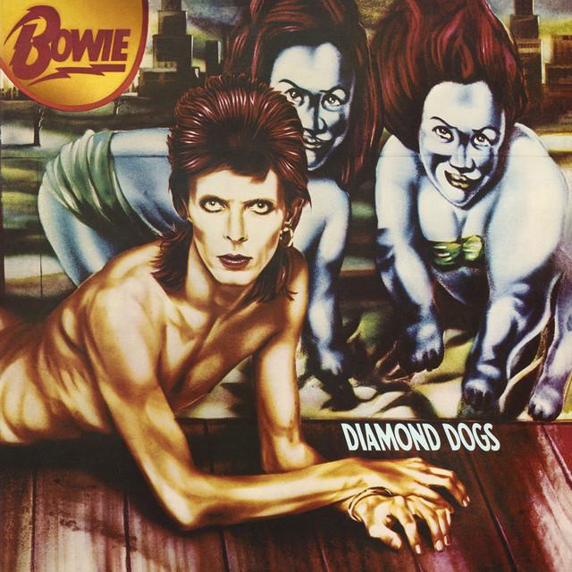 David Bowie  Diamond Dogs :Replay
