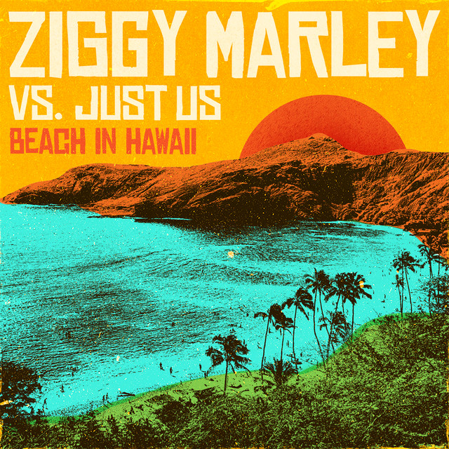 Beach In Hawaii by Ziggy Marley