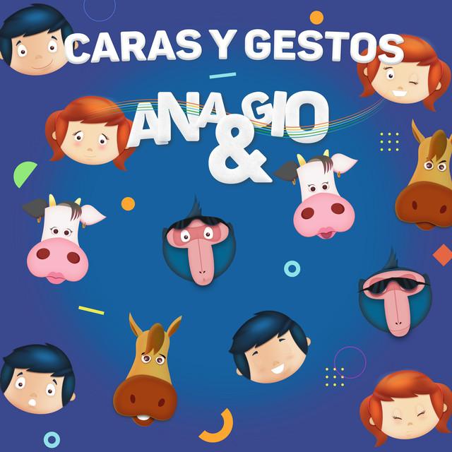Caras y Gestos by Ana & Gio