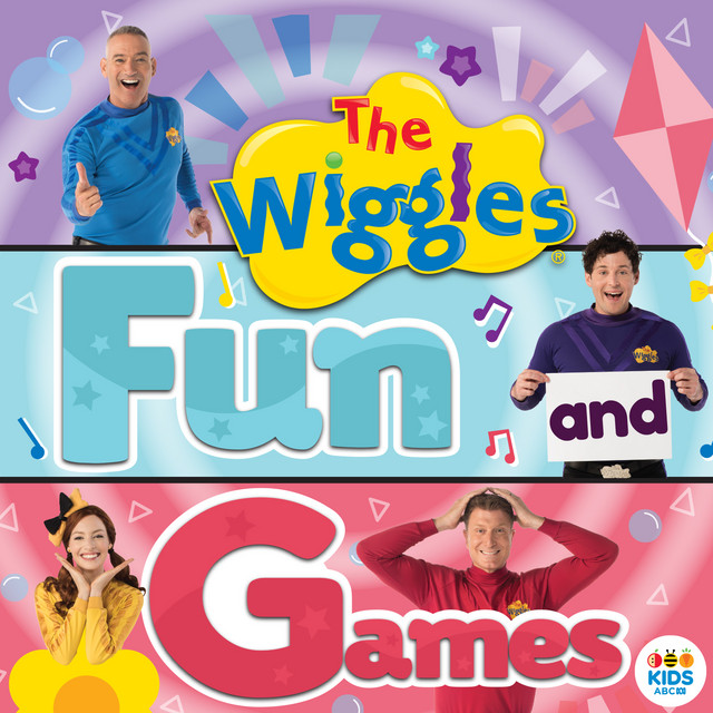 Fun And Games by The Wiggles