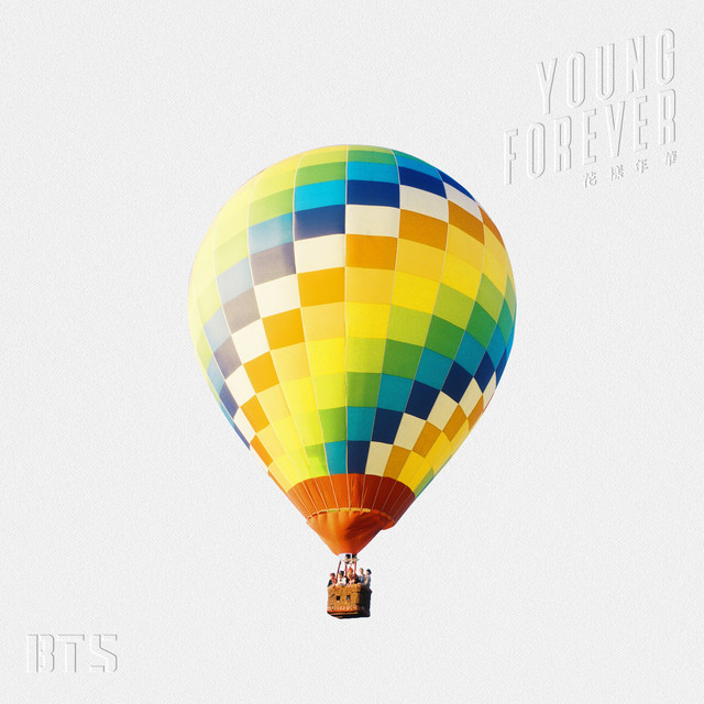 BTS album cover