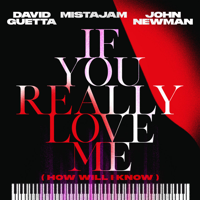 If You Really Love Me (How Will I Know) - Single by David Guetta, MistaJam, John Newman   Spotify