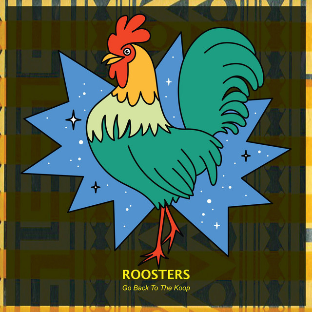 Roosters Go Back to the Koop