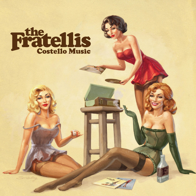 The Fratellis  Costello Music :Replay