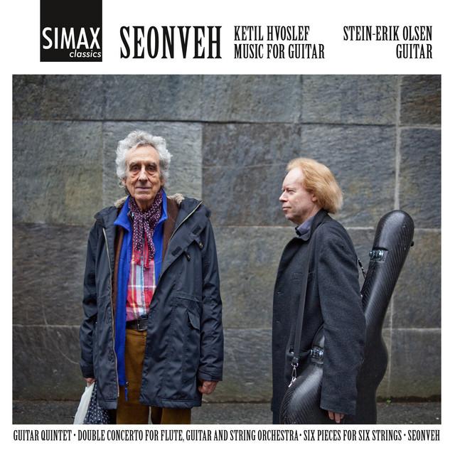 Seonveh – Ketil Hvoslef: Music for guitar