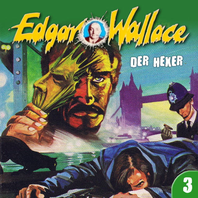Folge 3: Der Hexer Cover