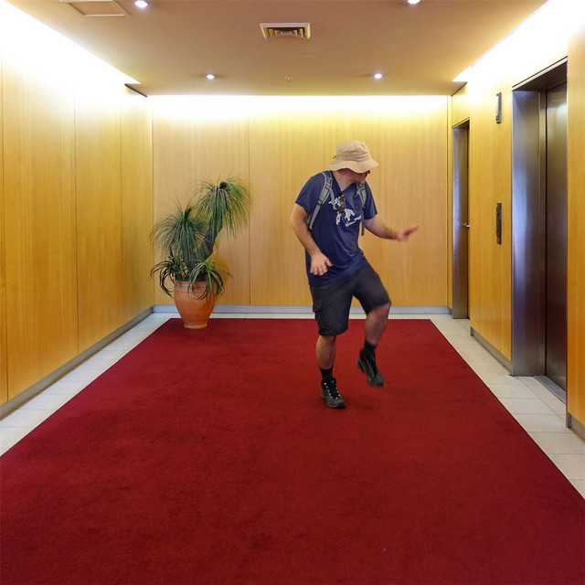 Dancing in Foyers