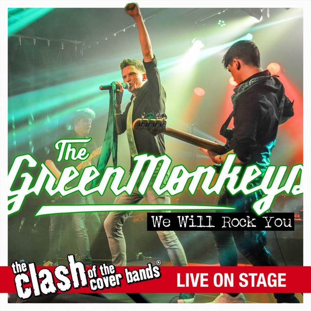 We Will Rock You - The Clash of the Cover Bands Live On Stage