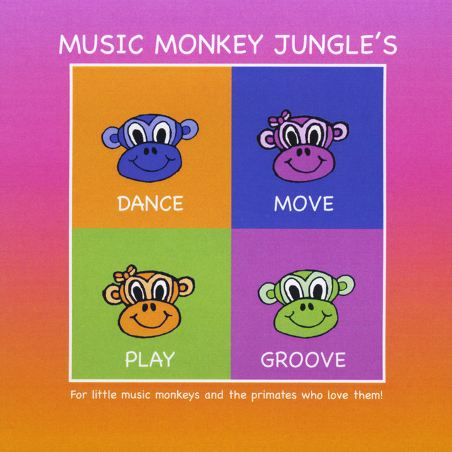 Dance Move Play Groove by Music Monkey Jungle