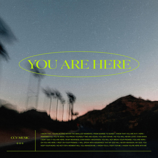 CCV Music - You Are Here