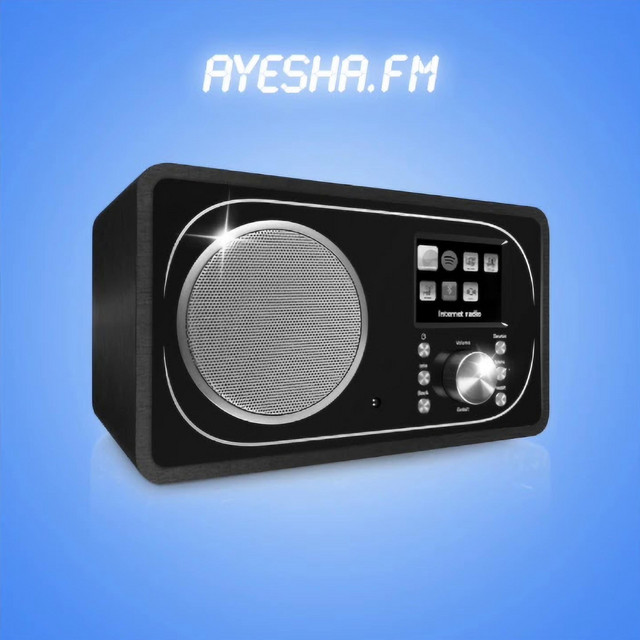 Album cover for Ayesha.FM by Ayesha Erotica