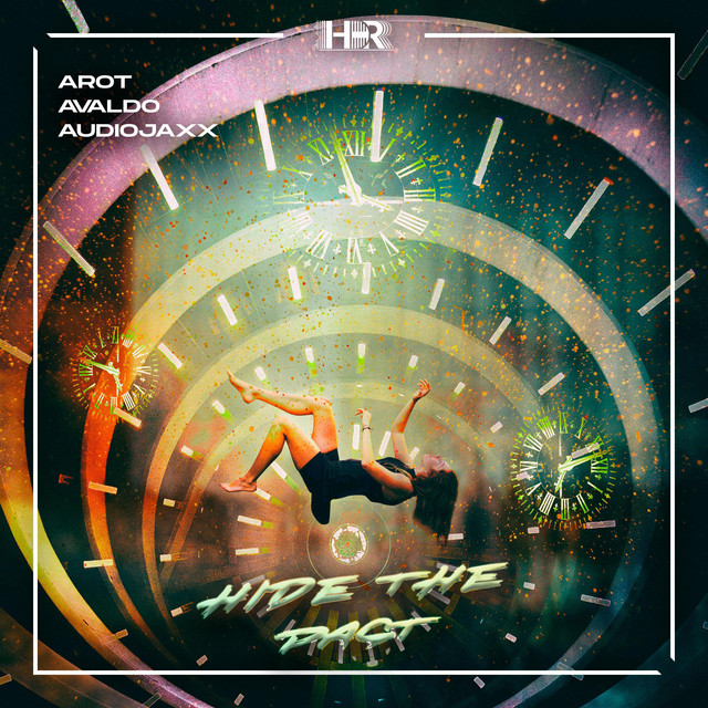 AROT, AVALDO, Audiojaxx - Hide The Past Image