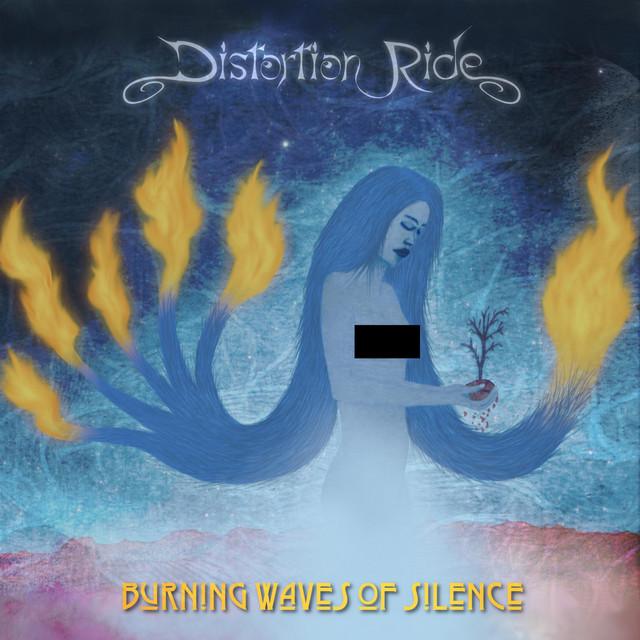 Burning Waves of Silence
