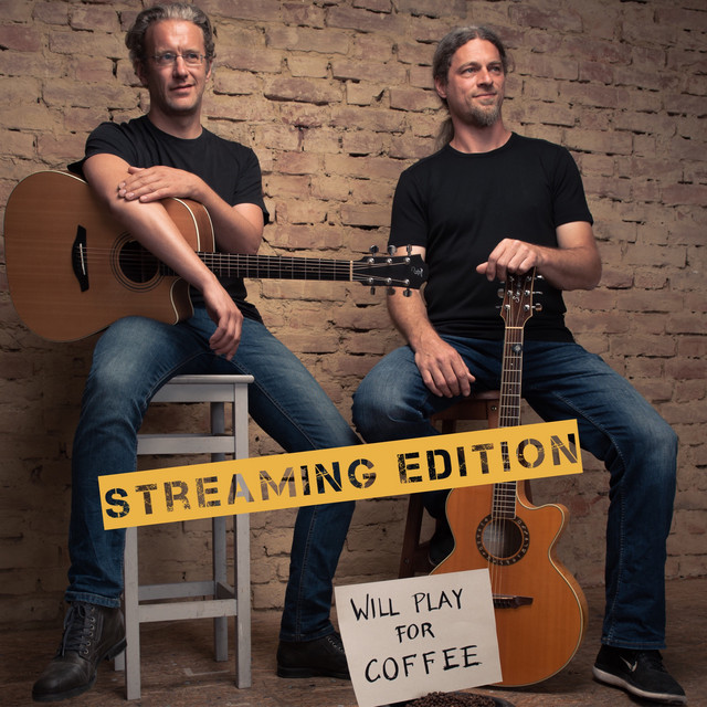 Will Play for Coffee (Streaming Version)