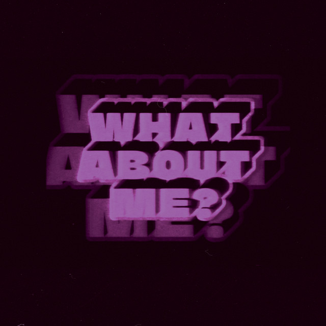 Cover art for What About Me? by Nah Eeto