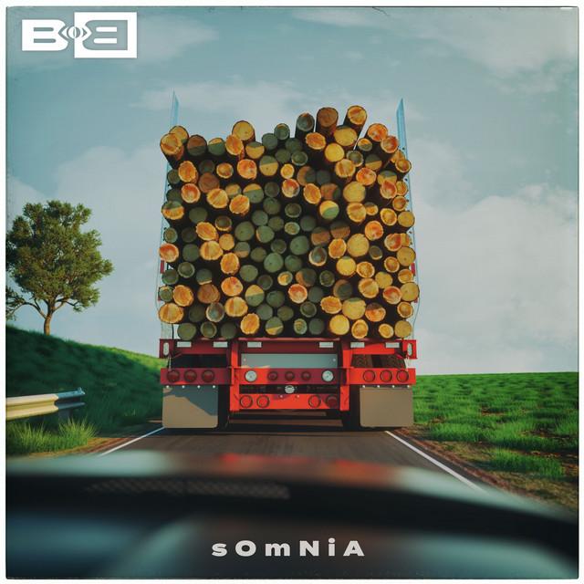Album cover for Somnia by B.o.B