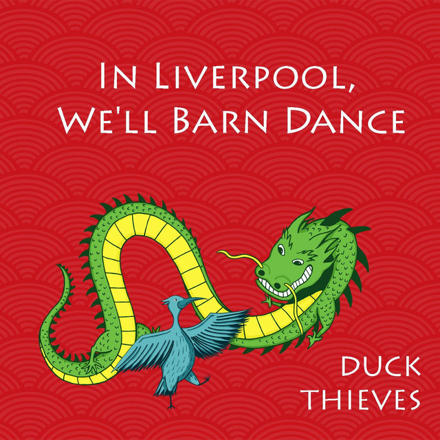 In Liverpool, We'll Barn Dance