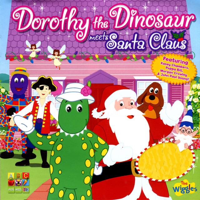 Dorothy The Dinosaur Meets Santa Claus by The Wiggles