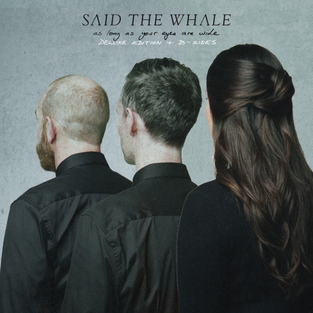 As Long As Your Eyes Are Wide (Deluxe Edition + B-Sides)