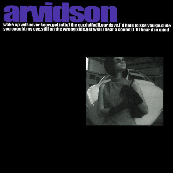 Arvidson