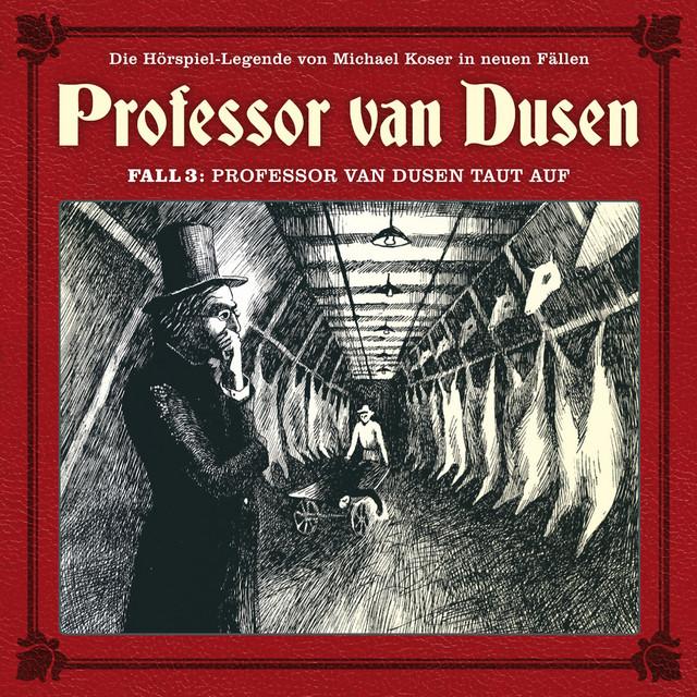 Die neuen Fälle, Fall 3: Professor van Dusen taut auf Cover