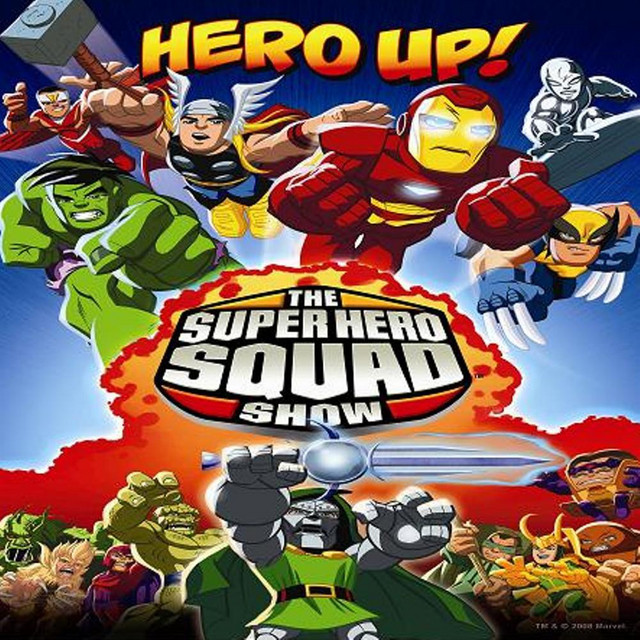 Music From The Superhero Squad Show by Parry Gripp