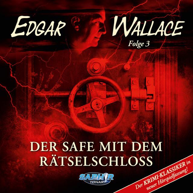 Folge 3: Der Safe mit dem Rätselschloss (Der Krimi-Klassiker in neuer Hörspielfassung) Cover