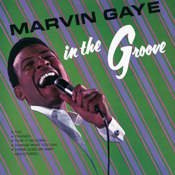 I Heard It Through The Grapevine album cover
