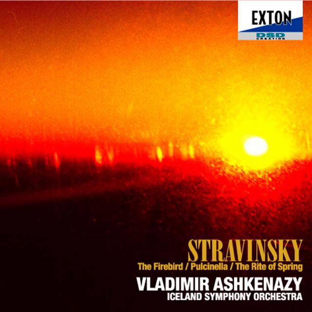 ストラヴィンスキー:「火の鳥」「プルチネルラ」「春の祭典」