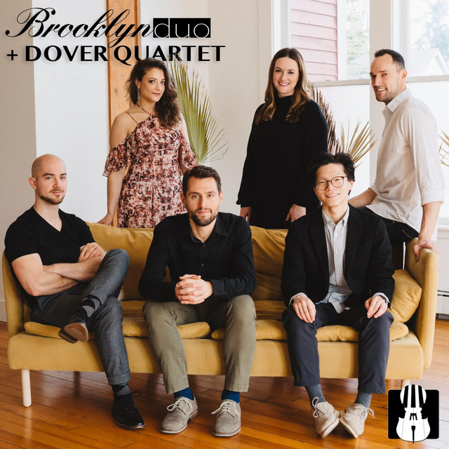 Album cover for Chamber Music by Brooklyn Duo