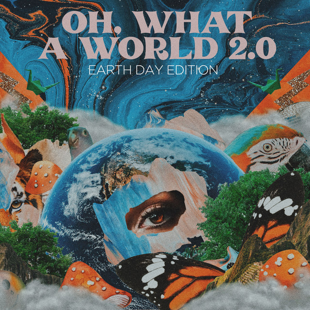 Kacey Musgraves - Oh, What a World 2.0 (Earth Day Edition) cover