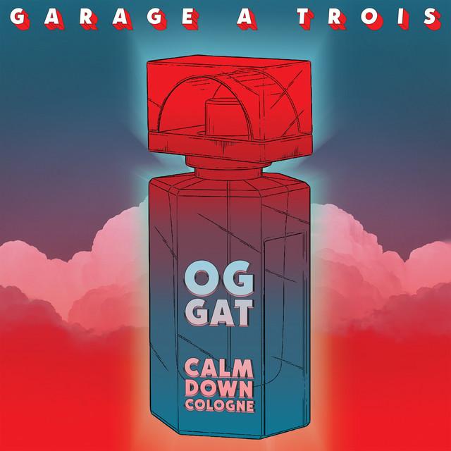 Calm Down Cologne album cover