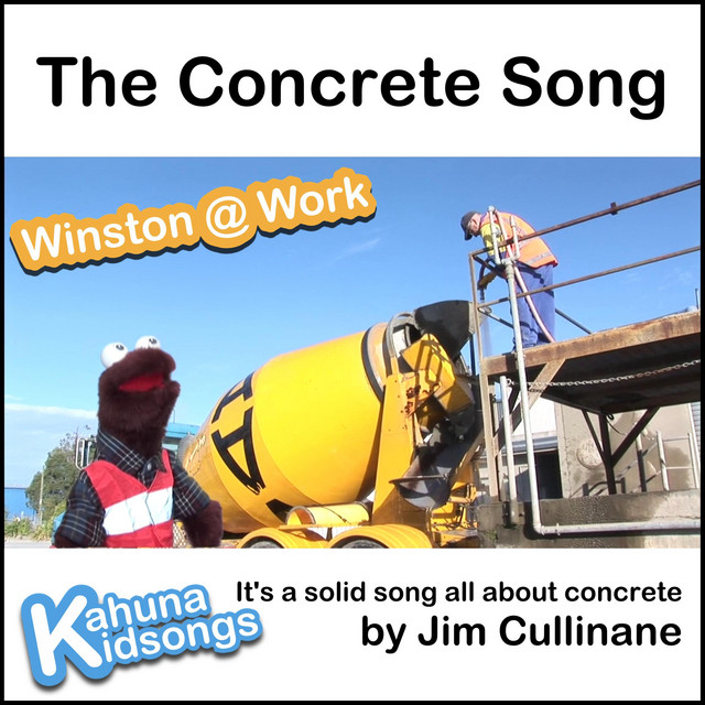 The Concrete Song by Kahuna Kidsongs