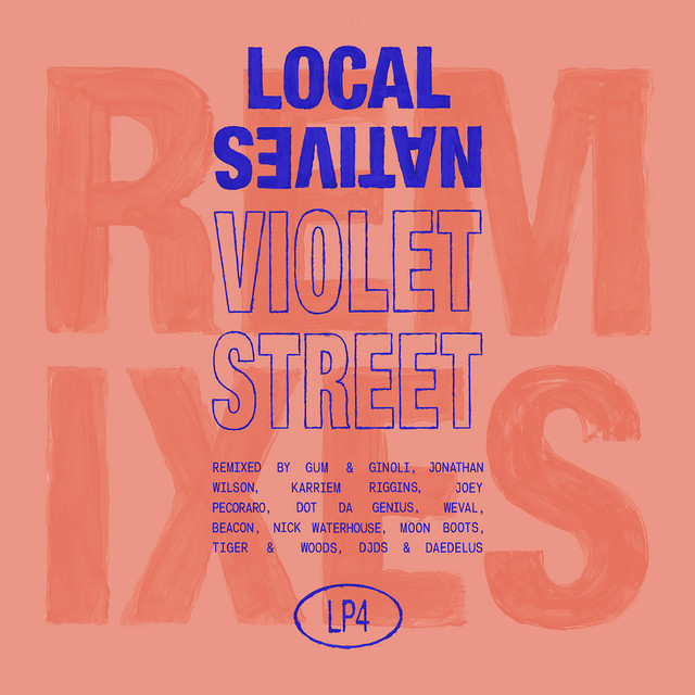 Violet Street (Remixes)