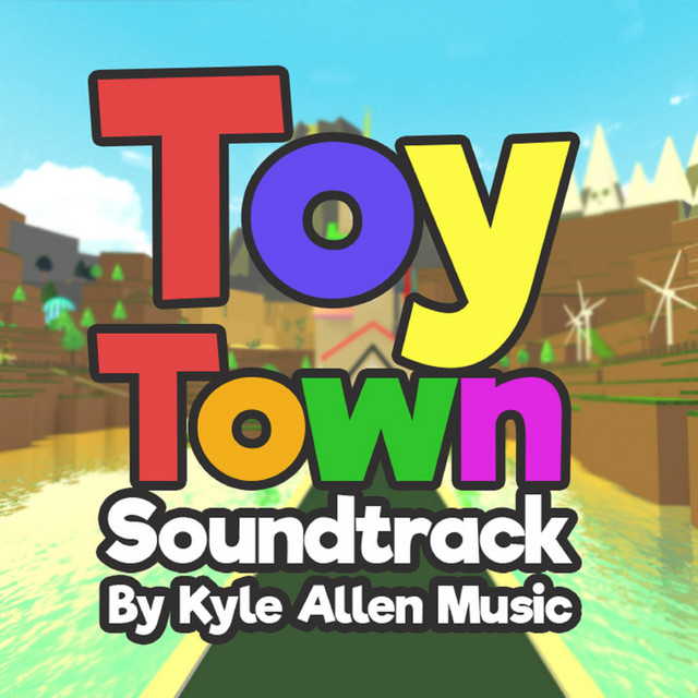Toy Town (Original Game Soundtrack) Image