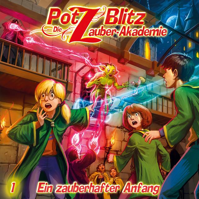 Potz Blitz - Die Zauber-Akademie