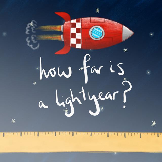 How Far is a Lightyear by Claudia Robin Gunn