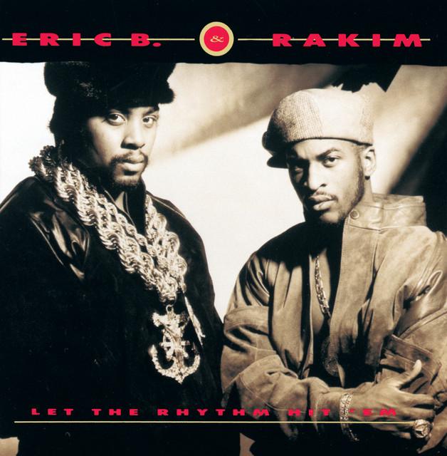 Let The Rhythm Hit 'Em album cover