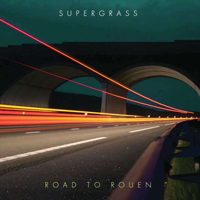 Supergrass  Road To Rouen :Replay