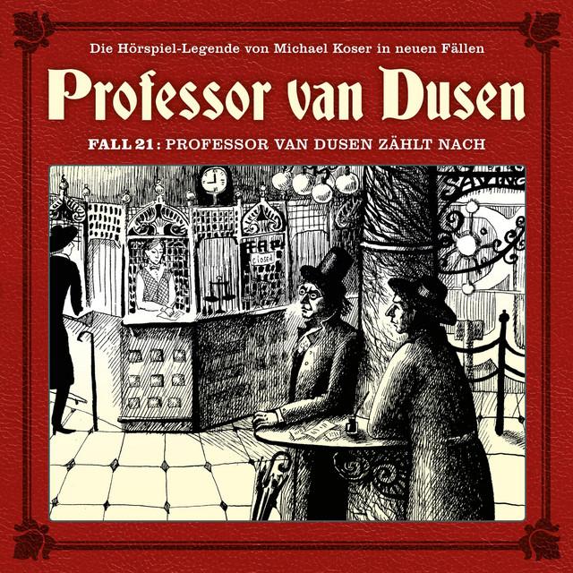 Die neuen Fälle, Fall 21: Professor van Dusen zählt nach Cover